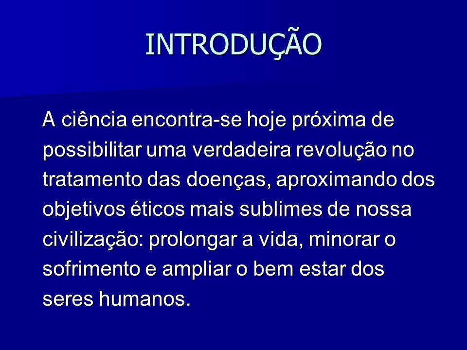 Situação no Brasil Abordagem concepcionista ou biológica adiada.