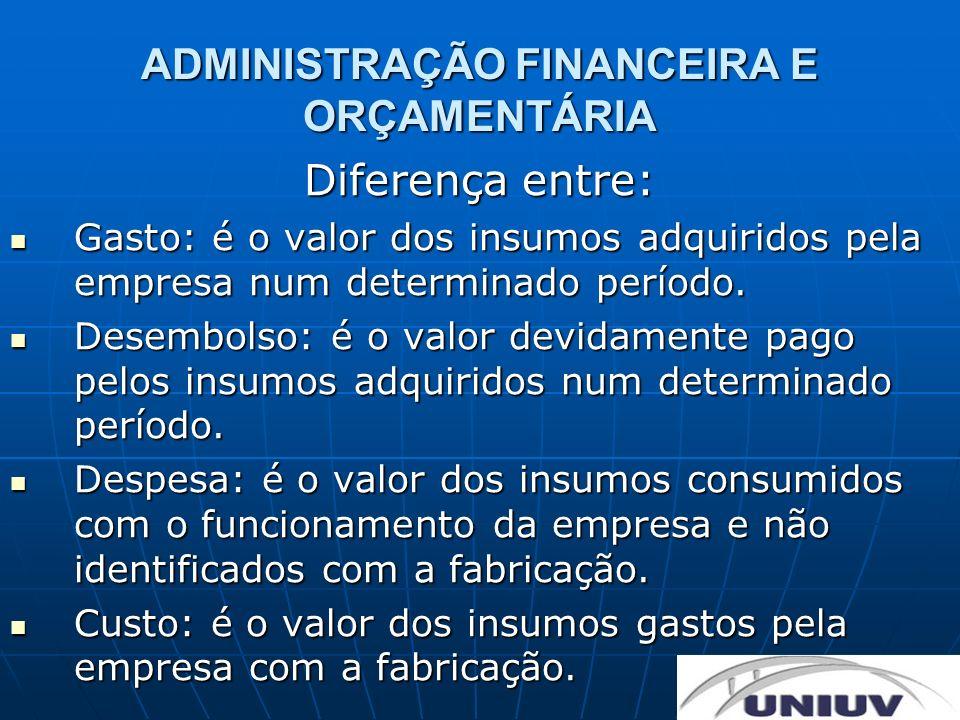 ADMINISTRAÇÃO FINANCEIRA E ORÇAMENTÁRIA Análise Econômico-Financeira Análise vertical: é uma interpretação gráfica, utilizada para medir a liquidez de uma empresa.