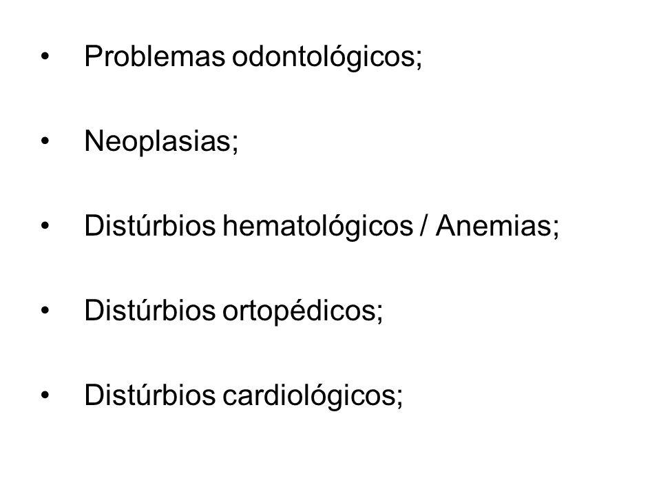 Distúrbios do metabolismo / Erros inatos; Distúrbios neurológicos / Deficiência mental; Estimulação precoce / Fisioterapia Distúrbios oftalmológicos;