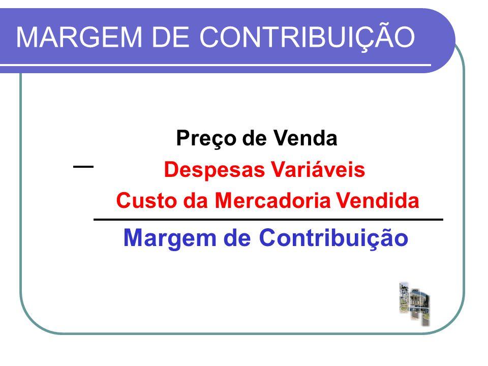 MARGEM DE SEGURANÇA É um indicador estático do risco econômico de exploração.
