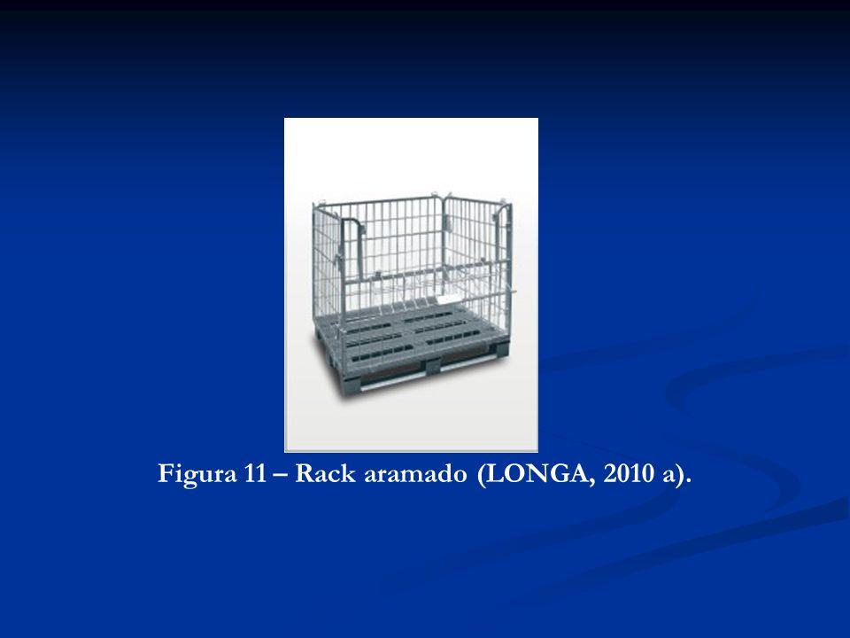 Figura 11 – Rack aramado (LONGA, 2010 a).