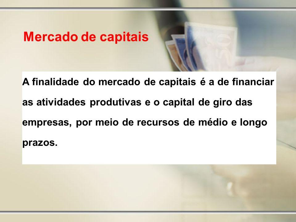CDB (Certificado de Depósito Bancário) Características: Prazos: mínimo 30, pode ser emitido com prazos mais longos Forma: emissão sob a forma nominativa Remuneração: prefixada ou pós-fixada Fato gerador: vinculado a depósitos nas instituições financeiras