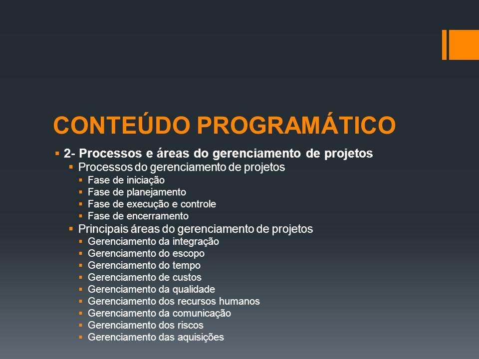 O que é gerenciamento de projetos.