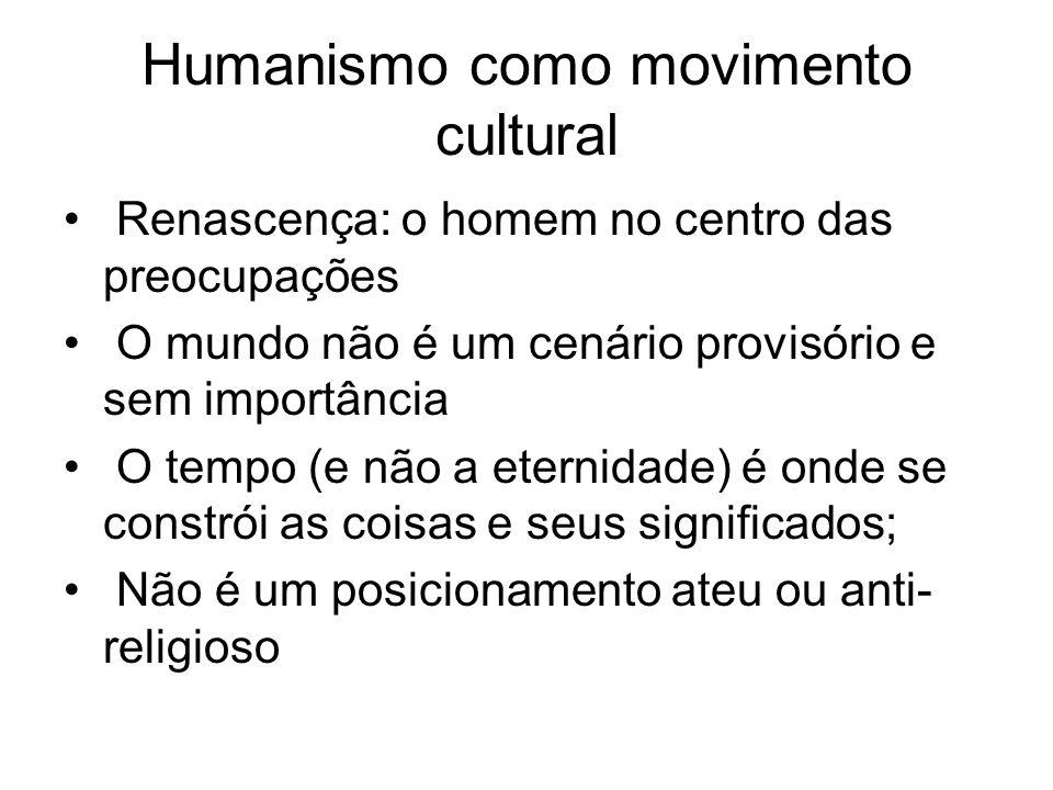 Humanismo como ética humanista Erich Fromm O conhecimento do homem é a base para o estabelecimento de normas e valores.