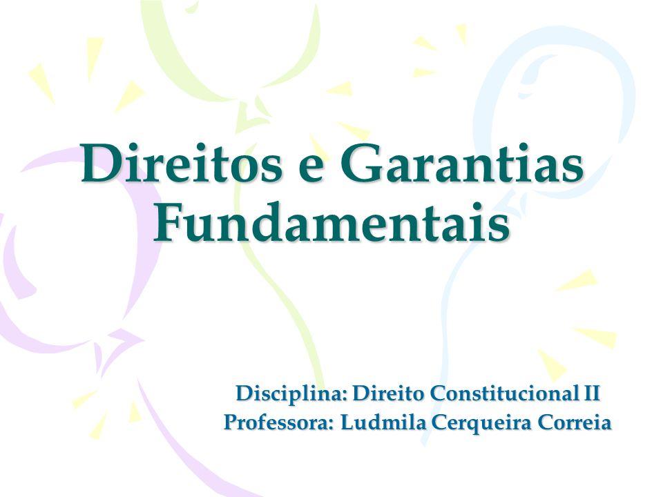 Direito de propriedade Desapropriação: art.184, CF.