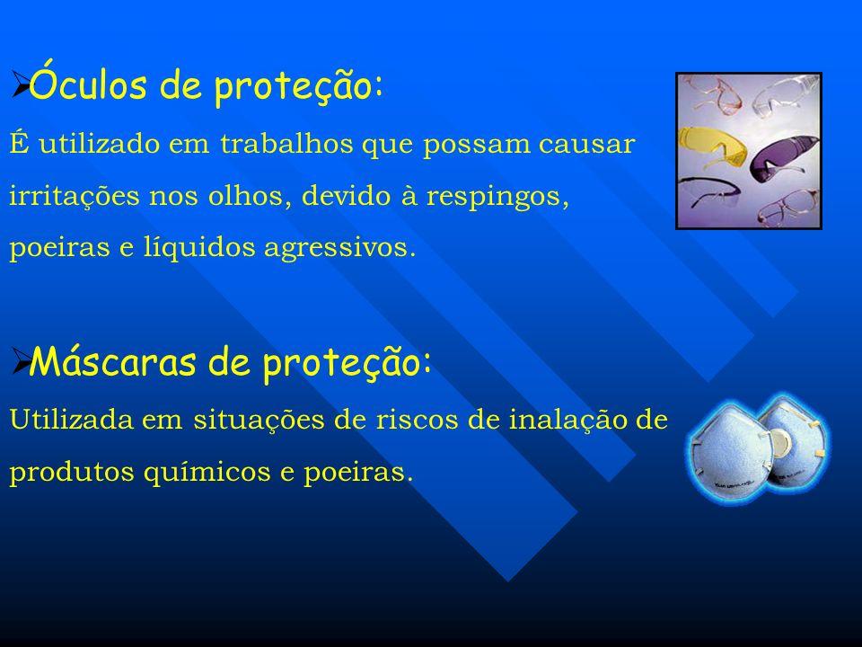 EPI Óculos de Proteção Óculos de Proteção Máscaras de Proteção Máscaras de Proteção Luvas de Proteção Luvas de Proteção Botas de Segurança Botas de Se
