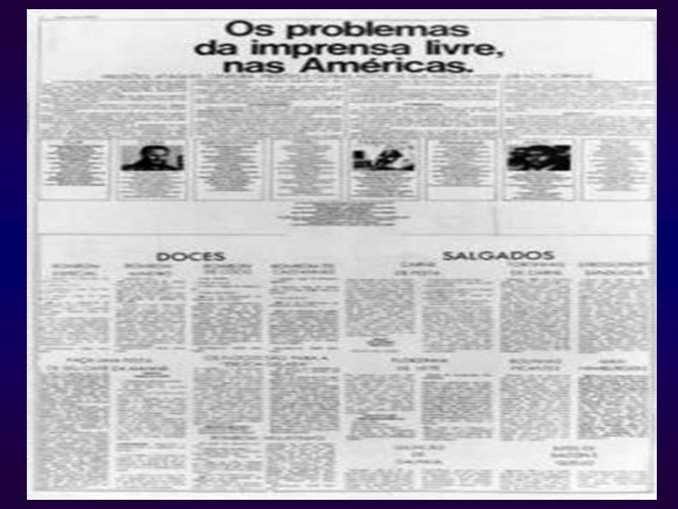 Redemocratização Emenda Dante de Oliveira – Diretas Já Rejeitada 25/04/1984 -298 votos a favor, 65 contra e 3 abstenções - Faltaram, então, 22 votos para a aprovação da lei -2/3 dos parlamentares (hoje 3/5 do Congresso 1rt 60 CF §2º) Colégio Eleitoral –Maluf ou Tancredo Tancredo Primeiro civil após a ditadura por 480 contra 180 de Maluf -15/01/1985 14/03/1985 Tancredo internado morre 21/04/1985, José Sarney -último presidente indireto do país.