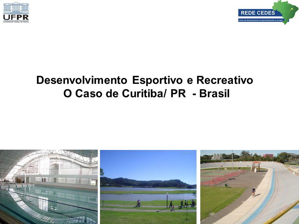Desenvolvimento Esportivo e Recreativo O Caso de Curitiba/ PR - Brasil