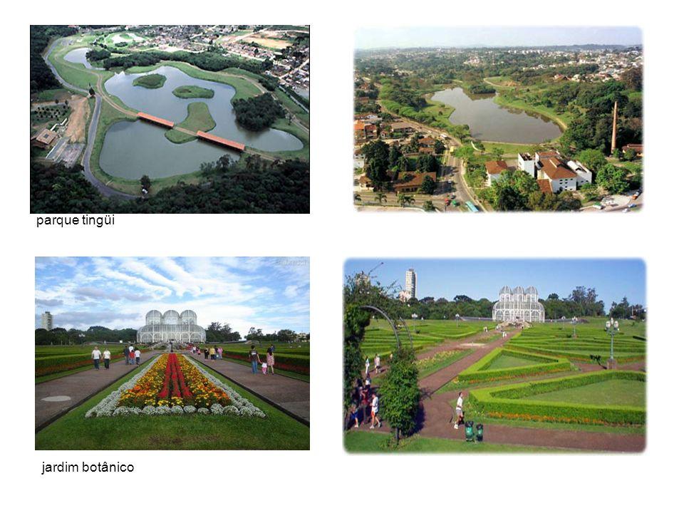 parque tingüi jardim botânico