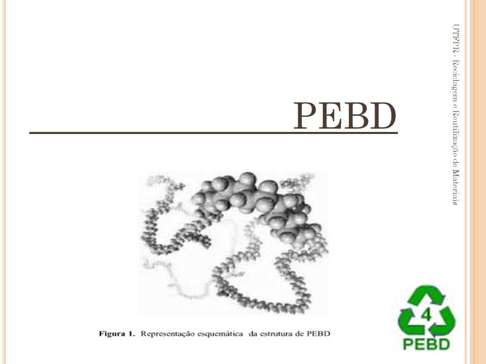 44 PEBD UTFPR - Reciclagem e Reutilização de Materiais