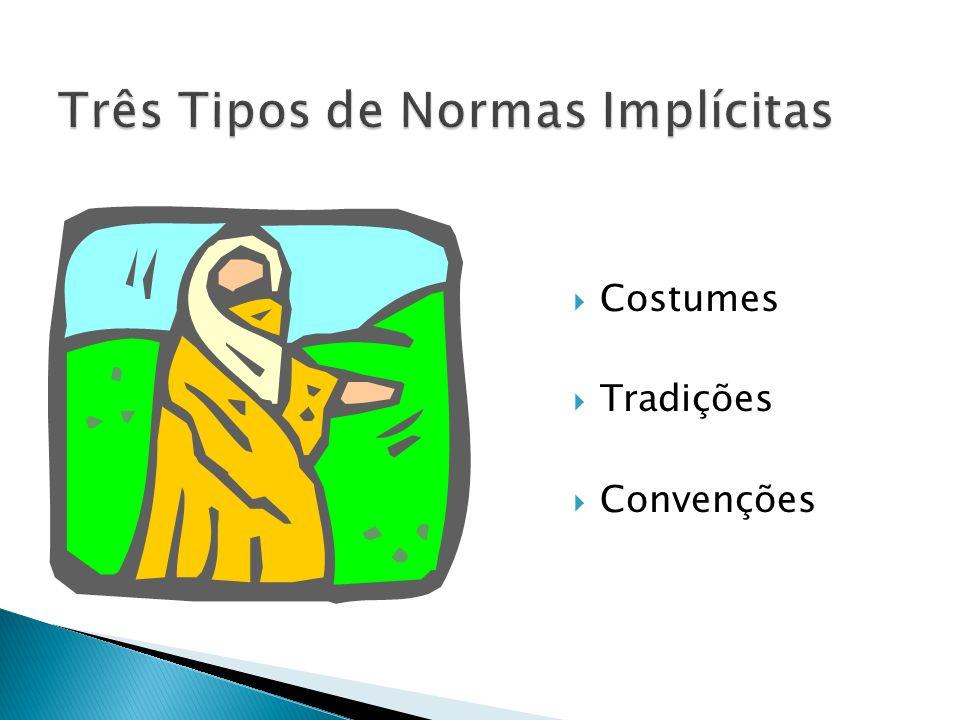 Costumes Tradições Convenções