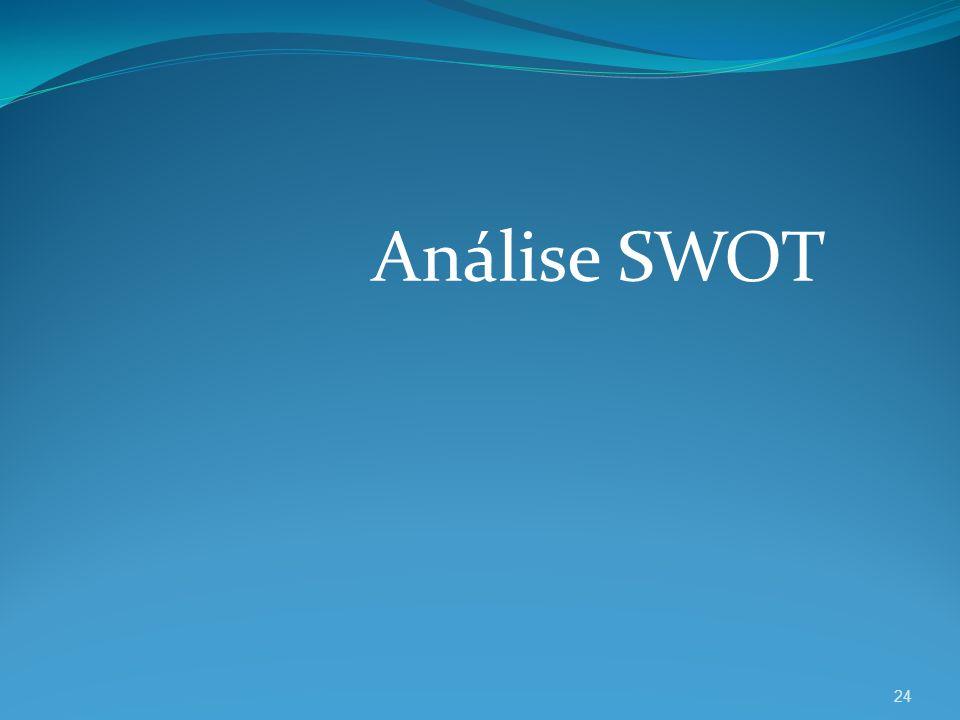 Análise SWOT 24