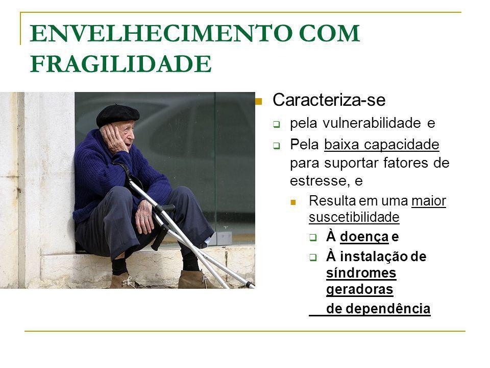 EVOLUÇÃO DA CAPACIDADE FUNCIONAL DO IDOSO Modelo para compreender os mecanismos ligados à morbidade do indivíduo idoso sob uma ótica funcional