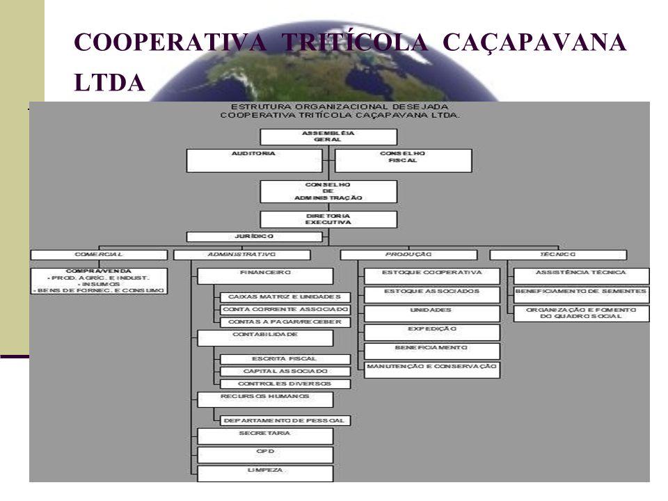 COOPERATIVA TRITÍCOLA CAÇAPAVANA LTDA