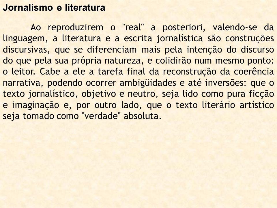 Jornalismo: o diário da história 1°) Jornalismo e História devem ser vistos como espaços dinâmicos e plurais.