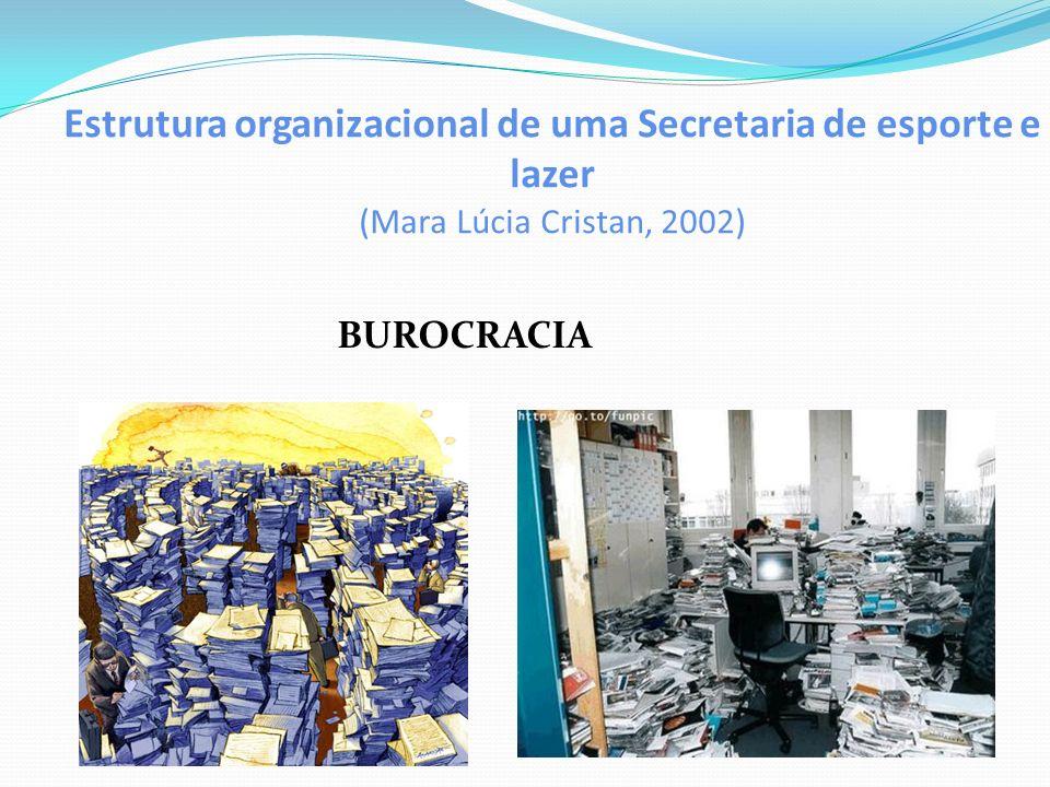 Sistema social administrativo que segue critérios de racionalidade técnica e hierárquica (Prestes Motta e Pereira, 1984).