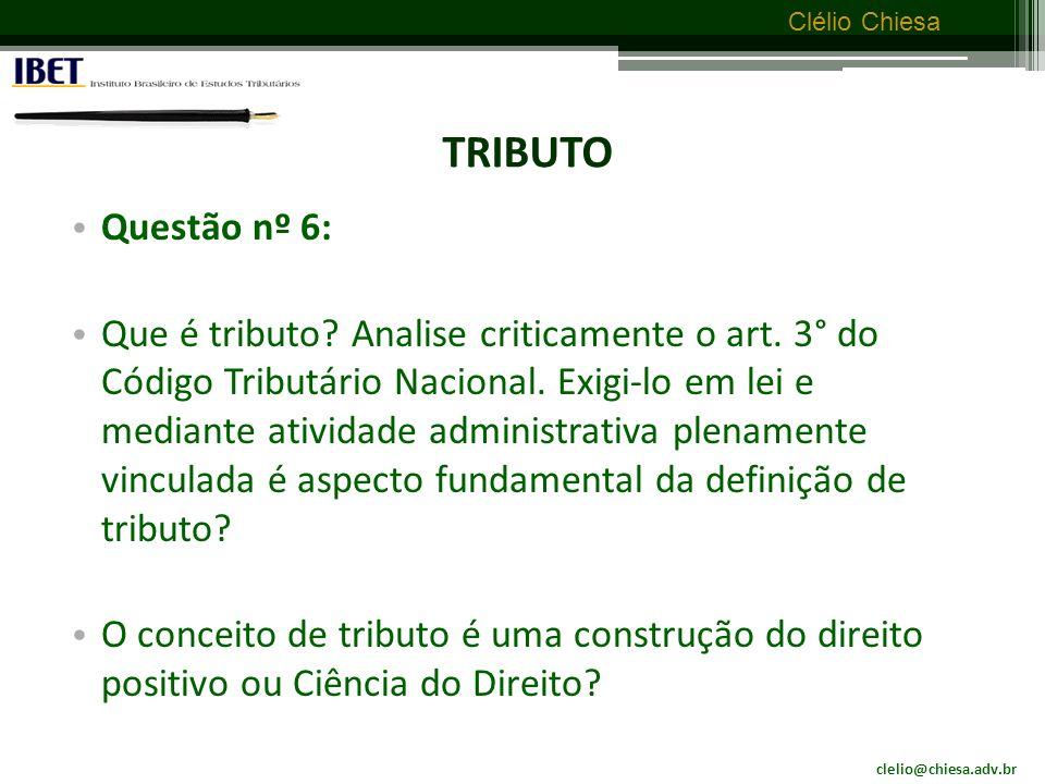 clelio@chiesa.adv.br Clélio Chiesa Proposição e norma jurídica Proposição: significação do enunciado.