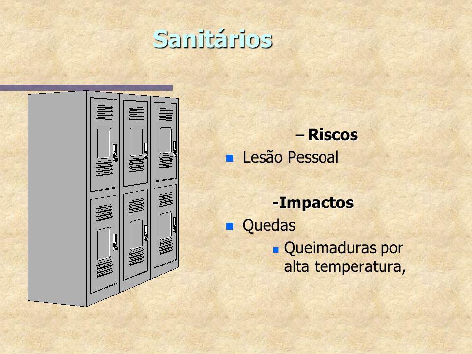 Medidas de Segurança e Controle n n 1-Colocar água nos balcões até o nível recomendado (4 cm acima da resistência) n n 2-Ligar a chave geral ou alimen