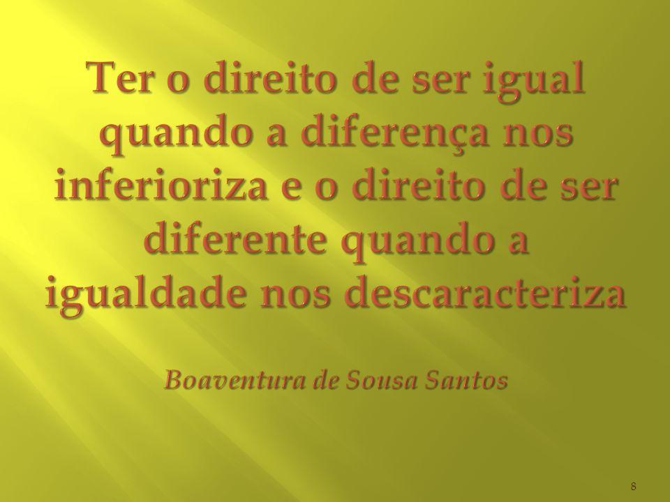 Programa Brasil Alfabetizado, PROEJA-FIC, ProJovem, Agenda Territorial de Desenvolvimento Integrado (estadual, com comitês regionais), Literatura para Todos, PNLDEJA, PNBE/EJA e Biblioteca do Professor etc.