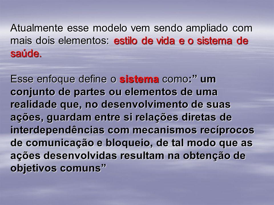 Referência PAIM,J.