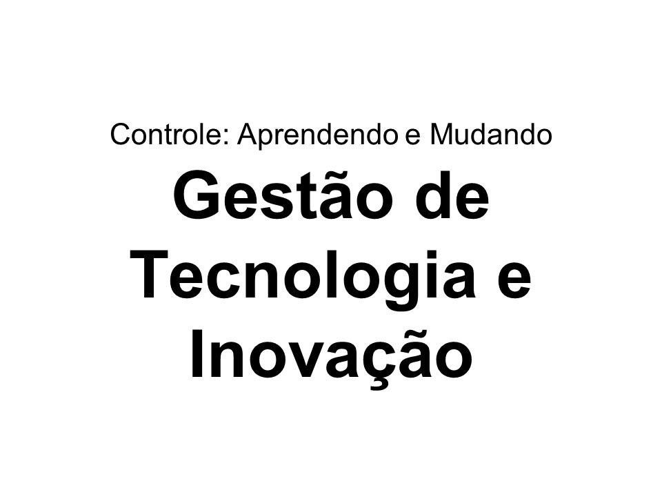 4. Fatores fundamentais nas decisões sobre tecnologia