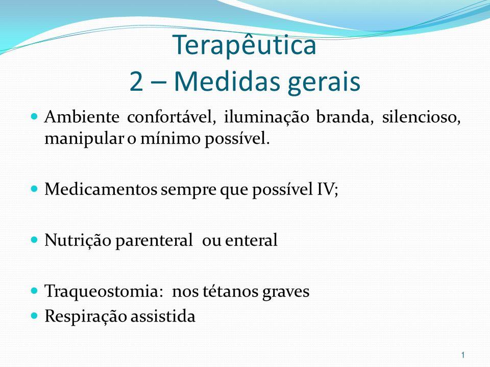 Terapêutica 3 – Sedação e relaxamento muscular DIAZEPAM 1.