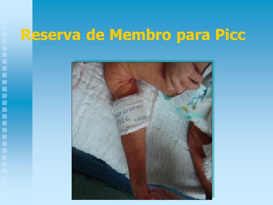 Reserva de Membro para Picc