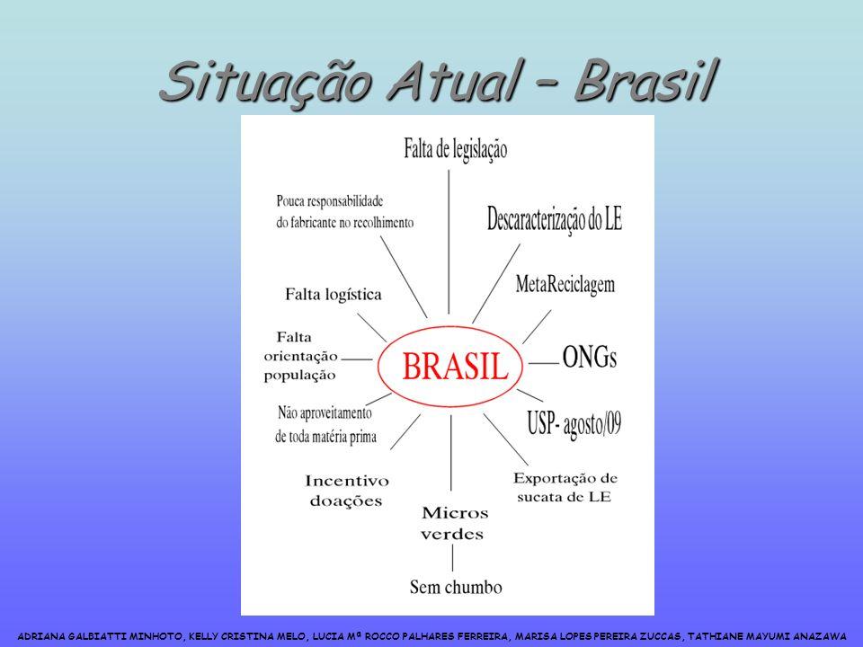Situação Atual – Brasil