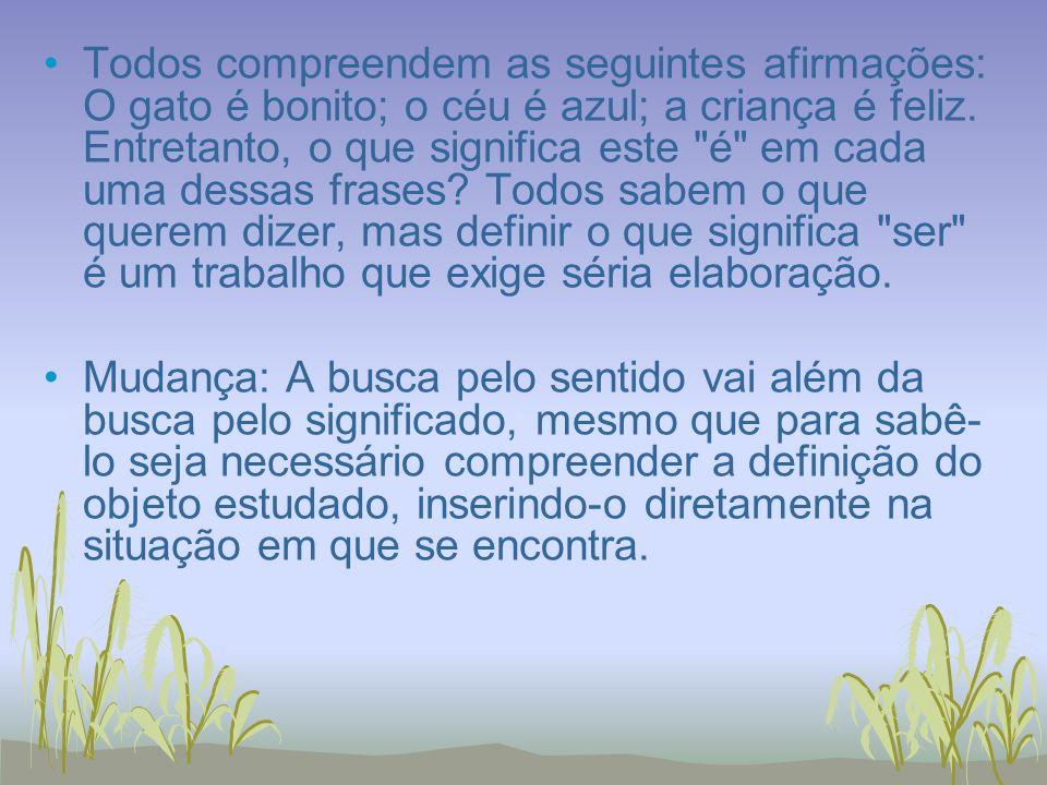 Estrutura do Método Fenomenológico Fenomenologia: é introduzida na filosofia por Edmund Husserl.