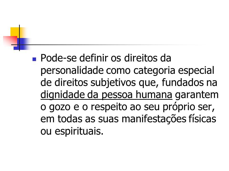O dano moral como lesão da dignidade Segundo Sergio Cavalieri filho e Paulo Luiz Netto Lôbo.