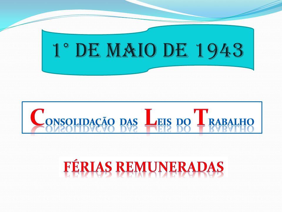 1° de Maio de 1943