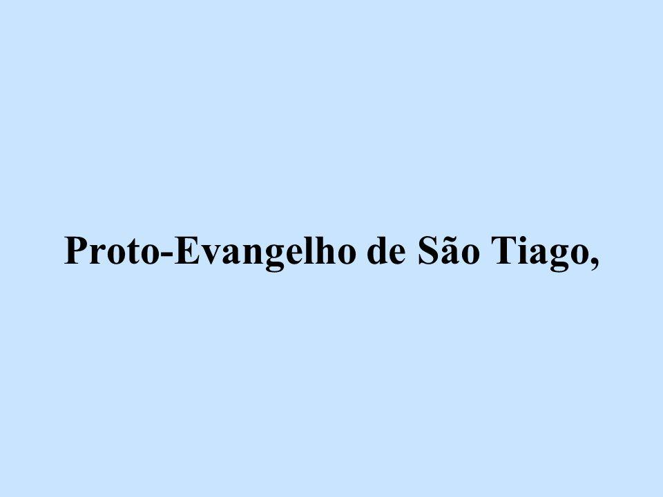 Proto-Evangelho de São Tiago,