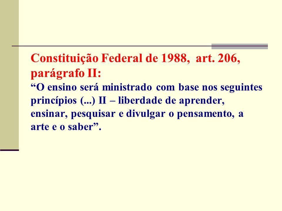 Constituição Federal de 1988, art.
