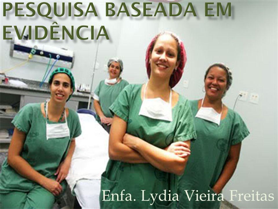 Enfa. Lydia Vieira Freitas