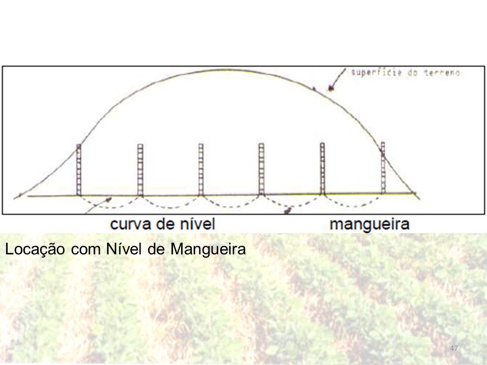Locação com Nível de Mangueira 47