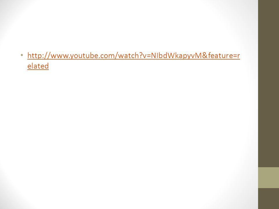 http://www.youtube.com/watch?v=NIbdWkapyvM&feature=r elated http://www.youtube.com/watch?v=NIbdWkapyvM&feature=r elated