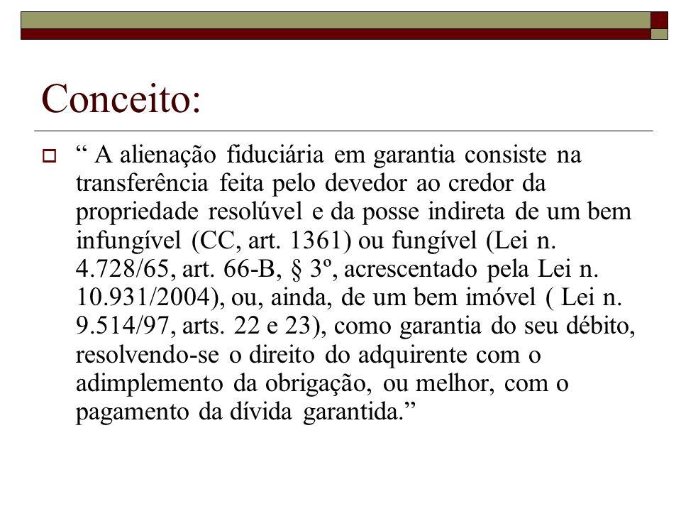DIREITOS DO FIDUCIÁRIO: Mover ação de depósito contra o fiduciante (CPC, art.