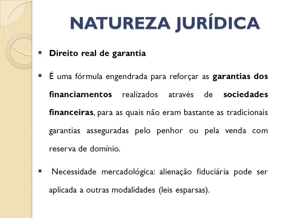 HISTÓRICO DA LEGISLAÇÃO Artigo 66, Lei nº 4.728/65 falha no aspecto processual.