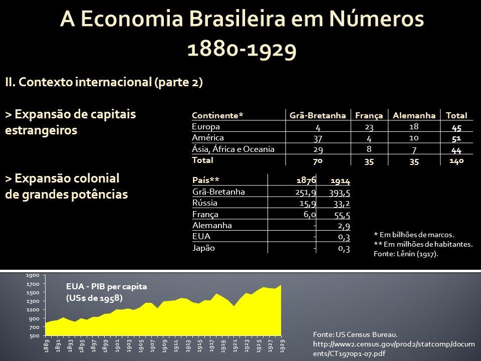 III.Aspectos demográficos > Aumenta o ritmo de crescimento da população - 1,7% a.a.