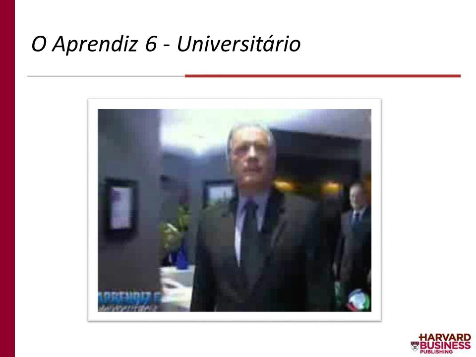 O Aprendiz 6 - Universitário
