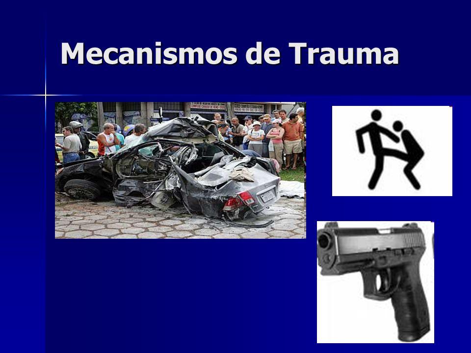 Mecanismos de Trauma