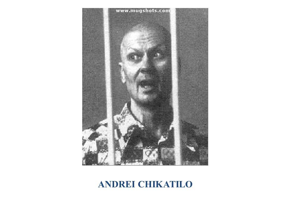 ANDREI CHIKATILO