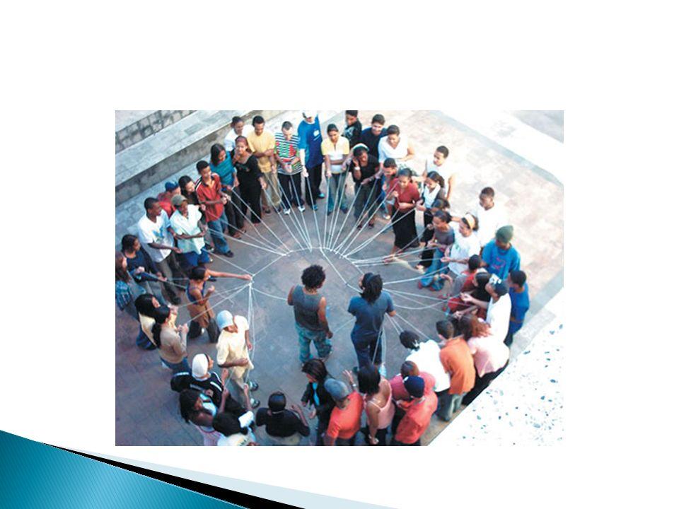 O individuo é um ser geneticamente social Há dois tipos de grupos: primário e secundário.
