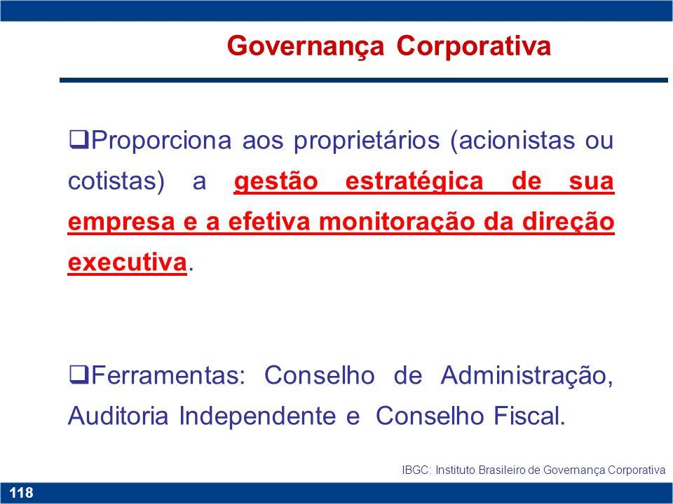 Copyright © 2006 by Pearson Education 15-117 117 Copyright © 2006 by Pearson Education 15-117 117 Governança Corporativa no Brasil Governança corporat