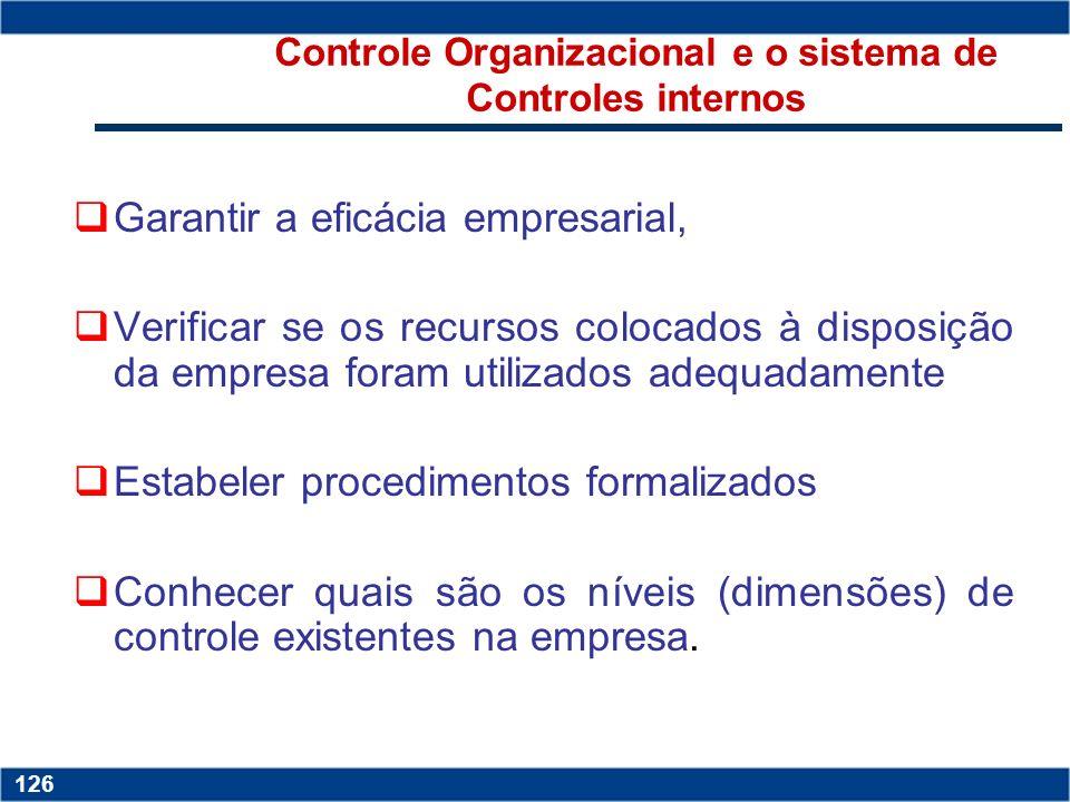 Copyright © 2006 by Pearson Education 15-125 125 Copyright © 2006 by Pearson Education 15-125 125 SISTEMAS DE CONTROLES INTERNOS Adequada estrutura de
