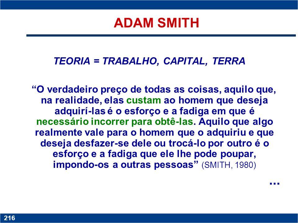 Copyright © 2006 by Pearson Education 15-215 215 Copyright © 2006 by Pearson Education 15-215 215 TEORIA CLÁSSICA DO VALOR -Origem no resultado das ob