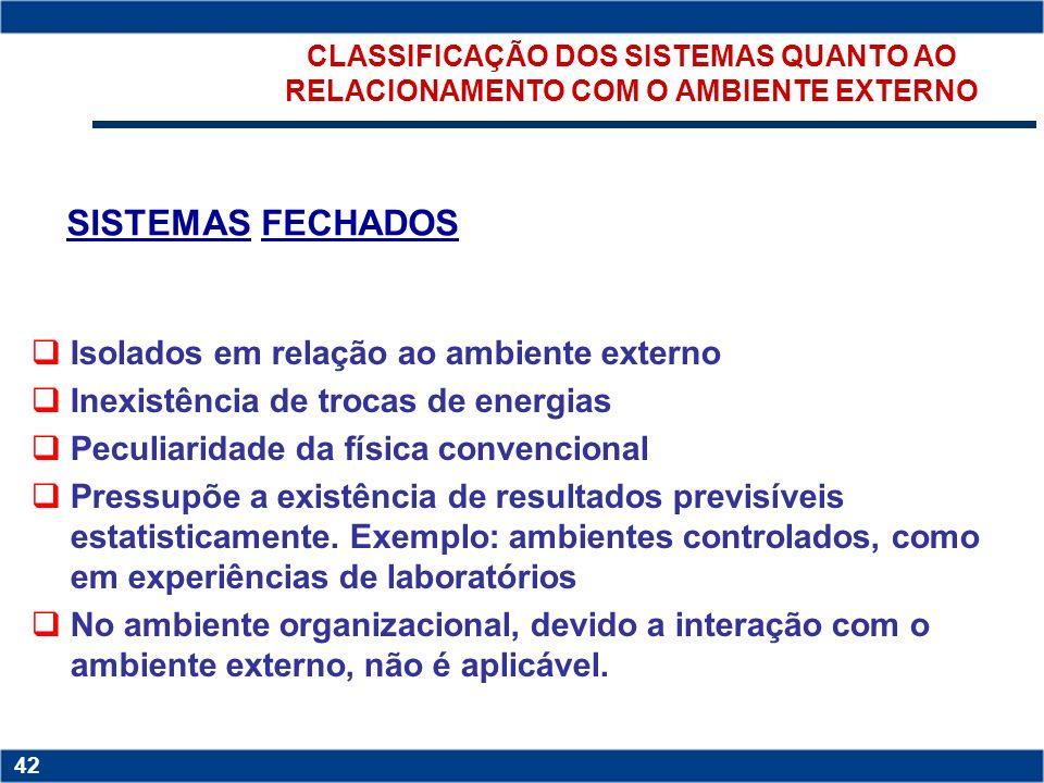 Copyright © 2006 by Pearson Education 15-41 41 Copyright © 2006 by Pearson Education 15-41 41 Na empresa, sistema é o conjunto de relacionamentos dinâ