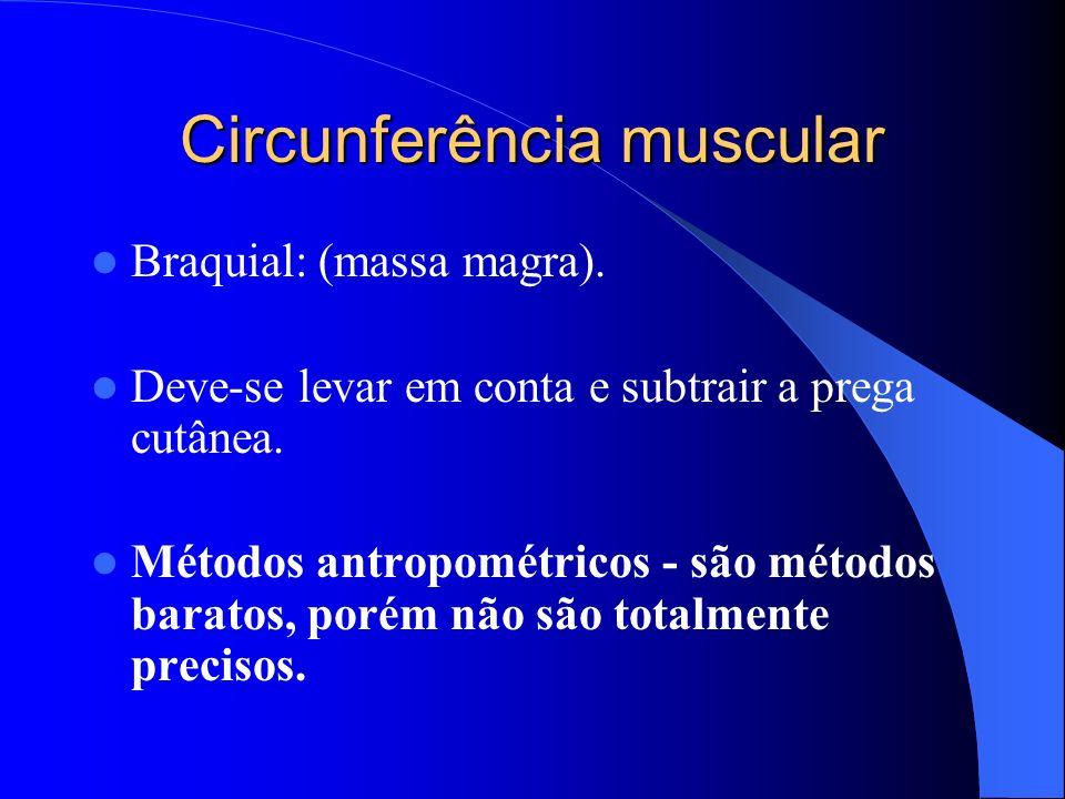 Determinações laboratoriais Albumina sérica – (3,5 – 4,5).