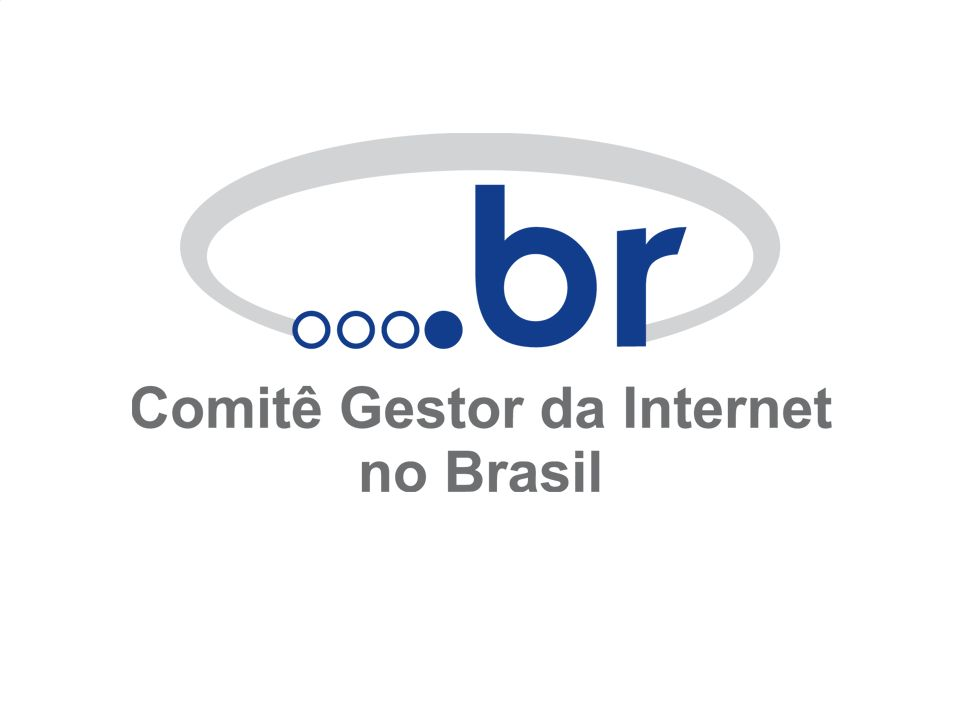 NIC.br – NÚCLEO DE INFORMAÇÃO E COORDENAÇÃO DO PONTO BR SERVIÇOS: Registro.br => Nomes de Domínio e IP´s no Brasil CERT.br => Centro de Estudos, Resposta e Tratamento a Incidentes de Segurança na Internet do Brasil PTT.br => Projetos PTT Metro - 12 Pontos de Troca de Tráfego Eventos (GT-ER/GT-S/GT-RH) LACNIC => O NIC.br é o Centro Operacional para o LACNIC Desenvolvimento e manutenção do Software Collocation e Operação do Hardware Infra-estrutura de Engenharia
