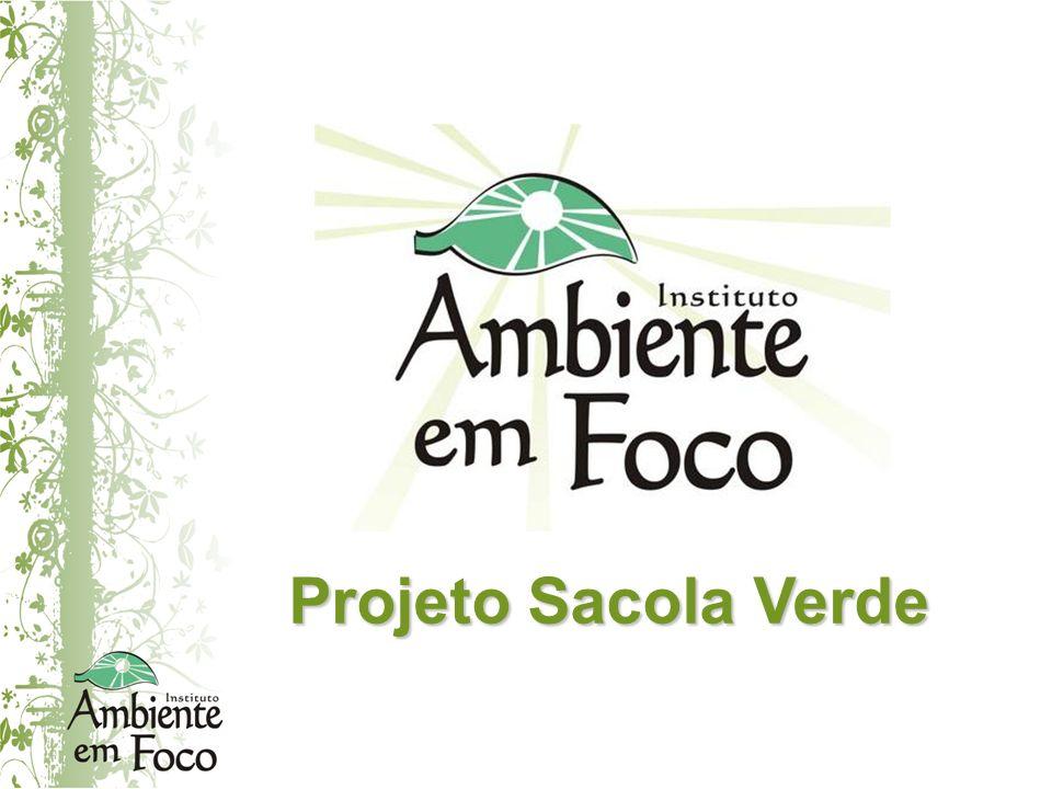 Instituto Ambiente em Foco Associação sem fins lucrativos (ONG) Fundada em 21 de agosto de 2007: estudantes e professores da USP (campus Piracicaba - ESALQ) e qualificada como OSCIP em 12 de novembro de 2008.